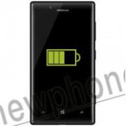 Nokia Lumia 720, Accu reparatie
