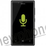 Nokia Lumia 720, Microfoon reparatie