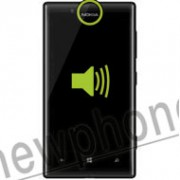 Nokia Lumia 720, Ear speaker reparatie