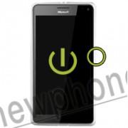 Nokia lumia 950xl reset knop reparatie