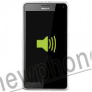 Nokia Lumia 950xl oorspeaker reparatie
