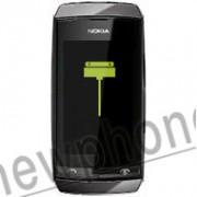 Nokia Asha 306, Connector reparatie