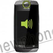 Nokia Asha 306, Ear speaker reparatie