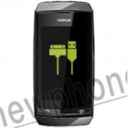 Nokia Asha 306, Software herstellen
