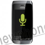 Nokia Asha 309, Microfoon reparatie