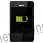 Nokia Asha 501, Accu / batterij reparatie