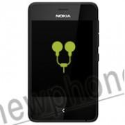 Nokia Asha 501, Audio jack reparatie