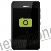 Nokia Asha 501, Front camera reparatie