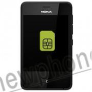 Nokia Asha 501, Sim slot reparatie