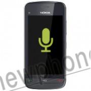 Nokia C5-03 Graphite, Microfoon reparatie