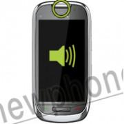 Nokia C7, Ear speaker reparatie