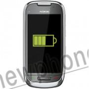 Nokia C7, Accu reparatie