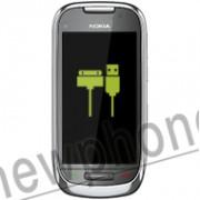 Nokia C7, Software herstellen