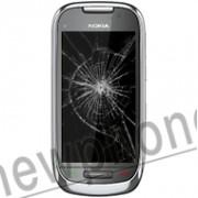 Nokia C7, Touchscreen reparatie