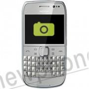 Nokia E6-00, Camera reparatie