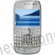 Nokia E6, LCD scherm reparatie