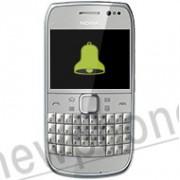 Nokia E6, Speaker reparatie