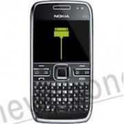 Nokia E72, Connector reparatie