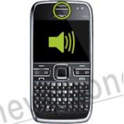 Nokia E72, Ear speaker reparatie