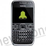 Nokia E72, Speaker reparatie