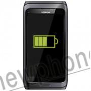 Nokia E7, Accu reparatie