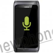 Nokia E7, Microfoon reparatie