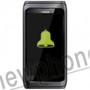 Nokia E7, Speaker reparatie