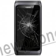 Nokia E7, Touchscreen reparatie