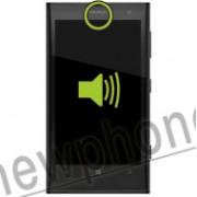 Nokia Lumia 1020, Ear speaker reparatie