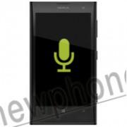 Nokia Lumia 1020, Microfoon reparatie