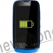 Nokia Lumia 610, Accu reparatie