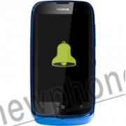 Nokia Lumia 610, Back speaker reparatie