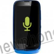 Nokia Lumia 610, Microfoon reparatie
