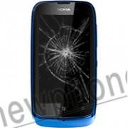 Nokia Lumia 610, Touchscreen reparatie