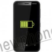 Nokia Lumia 620, Accu reparatie