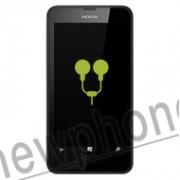 Nokia Lumia 635, Audio jack reparatie