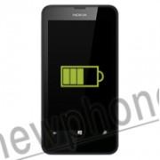 Nokia Lumia 635, Accu reparatie