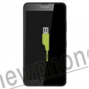 Nokia Lumia 640 dock connector reparatie