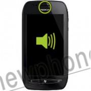 Nokia Lumia 710, Ear speaker reparatie