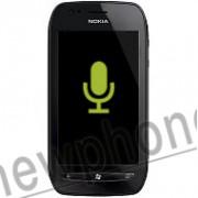 Nokia Lumia 710, Microfoon reparatie