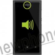 Nokia Lumia 800, Ear speaker reparatie