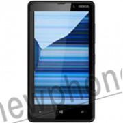 Nokia Lumia 820, LCD scherm reparatie