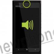 Nokia Lumia 900, Ear speaker reparatie