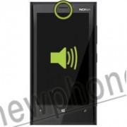 Nokia Lumia 920, Ear speaker reparatie