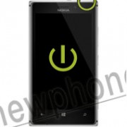 Nokia Lumia 925, On / off button reparatie