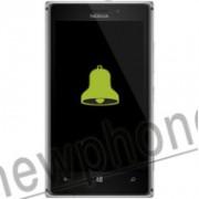 Nokia Lumia 925, Speaker reparatie