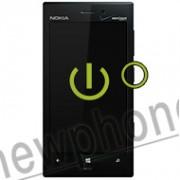 Nokia Lumia 928, Aan / uit knop reparatie