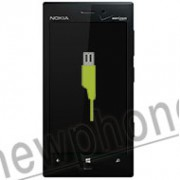 Nokia Lumia 928, Laad aansluiting reparatie
