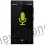 Nokia Lumia 928, Microfoon reparatie
