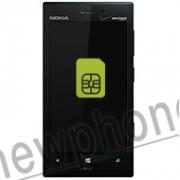 Nokia Lumia 928, Sim slot reparatie